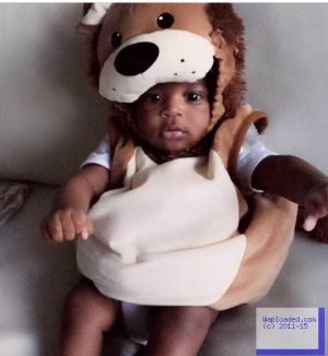 Pic: Tiwa Savage Comes For Fans That Insulted Her Baby After Revealing Baby